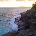 Diamond Head from Portlock, Oahu